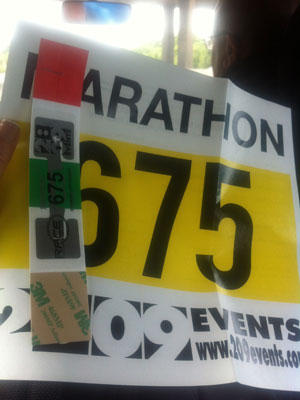 Go race number 675