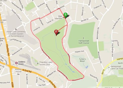 Midsummer Hampstead 10K