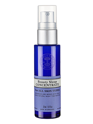 My beauty stash: Neal's Yard Beauty Sleep Concentrate