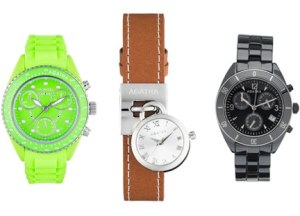 Freeze watch, Glamour watch, Ceramique Chrono watch
