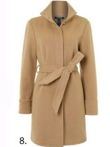 Camel coat by Lauren by Ralph Lauren, Image © House of Fraser