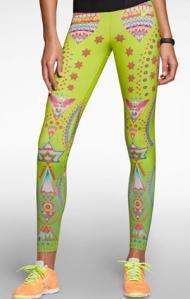 Nike Sunburst leggings