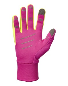 bronco glove pink front