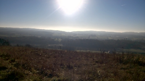First look over the North Downs