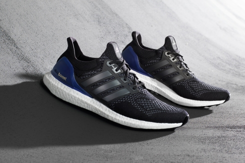 Black Ultra BOOST trainers