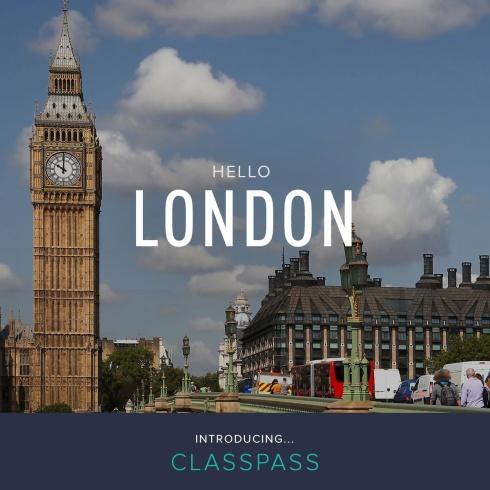 ClassPass London